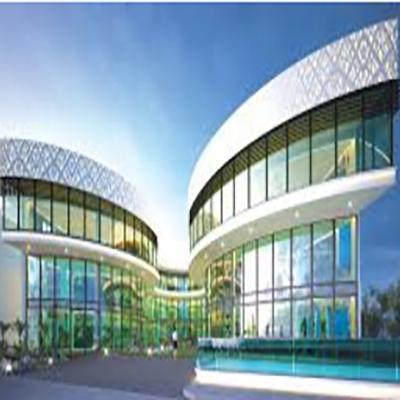 Curv Mall Adliya in Bahrain