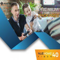 NueHome Fiber 40