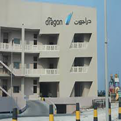 Dragon Hotel in Amwaj