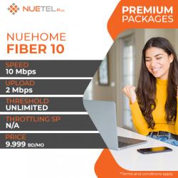 NueHome Fiber 10