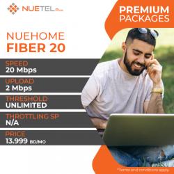 NueHome Fiber 20