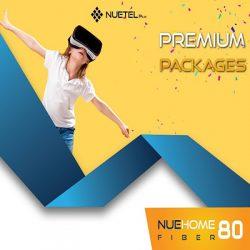 NueHome Fiber 80