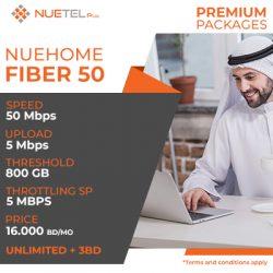 NueHome Fiber 50